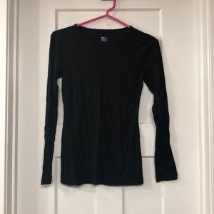 Gap long sleeved basic top